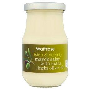 Waitrose mayonnaise