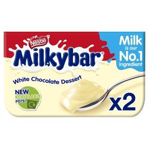 Nestle Milky Bar Dessert