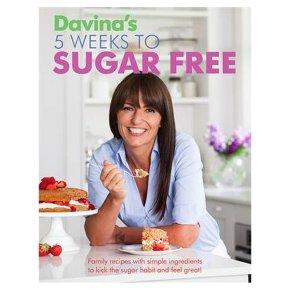 Davina's 5 Weeks To Sugar-Free Davina McCall