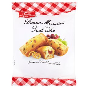 Bonne Maman 7 Petit Fruit Cakes