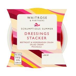Waitrose Dressings Stacker