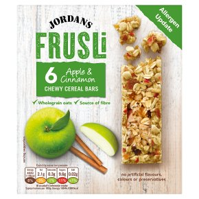 Jordans Frusli Bars Apple & Cinnamon