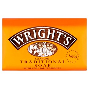 Wright's traditional coal soap - 1 bar