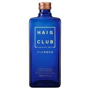 Haig Club Clubman Blended Grain Scotch Whisky