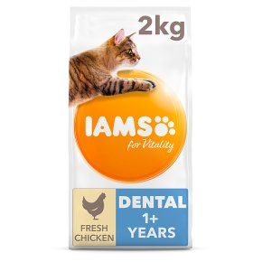 Iams for Vitality with Chicken Dental