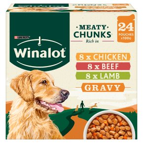 Winalot Perfect Portions Dog Food Meat