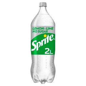 Sprite No Sugar