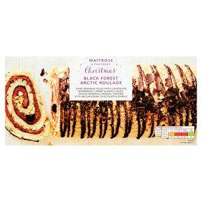 Waitrose BlackForest Arctic Roulade