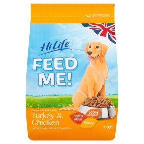 HiLife Feed Me! Turkey & Chicken