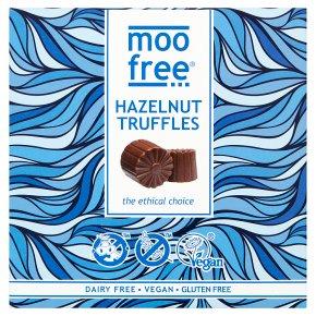 Moo Free Hazelnut Truffles