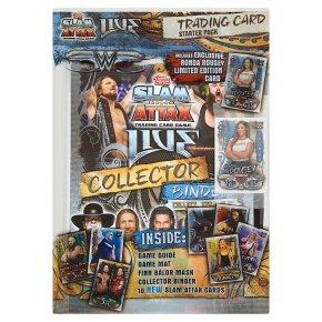 WWE Slam Attax Live Starter Pack