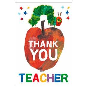 Woodmansterne Thank You Teacher