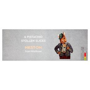 HESTON 6 Pistachio Stollen Slices