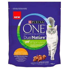 Purina ONE DualNature Dry Cat Food Chicken