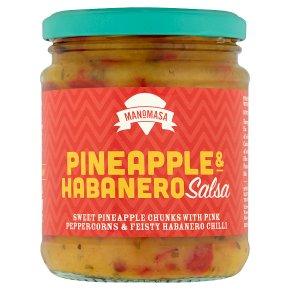Manomasa Pineapple & Habanero Salsa