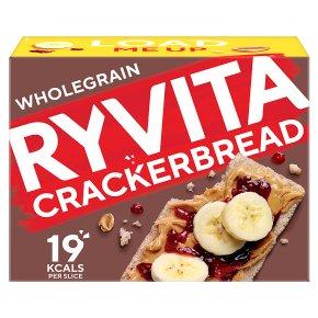 Wholegrain crackerbread