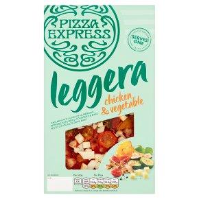 Pizza Express Leggera Chicken & Vegetable