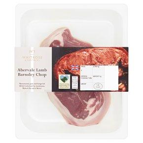 No.1 Abervale Lamb Barnsley Chop