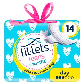 Lil-lets teens ultra with wings day