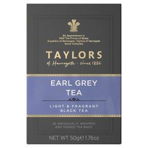 Taylors Earl Grey Tea 20s