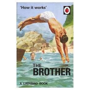 How It Works The Brother Jason Hazeley