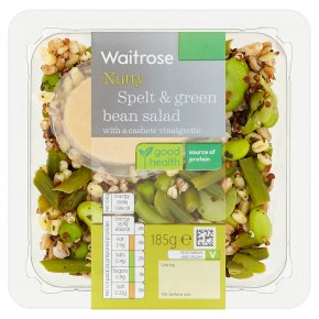 Waitrose Spelt & Green Bean Salad