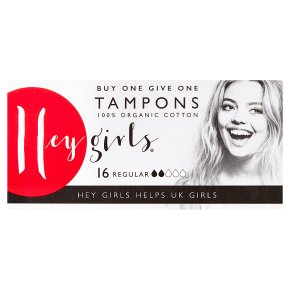 Hey Girls Tampons Regular