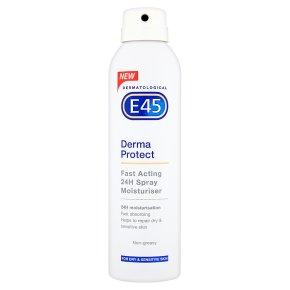 E45 Derma Protect 24H Spray Moisturise