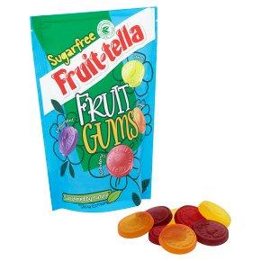 Fruit-tella Sugar Free Fruit Gums