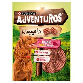 Adventuros Nuggets Dog Treats Boar Flavour