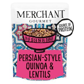 Merchant Gourmet Persian-Style Quinoa & Lentils