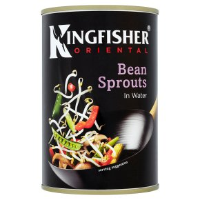 Kingfisher Oriental canned beansprouts in water