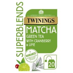 Twinings Superblends Matcha
