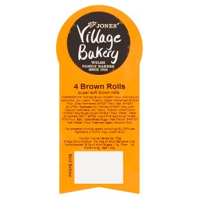 Village Bakery brown barms
