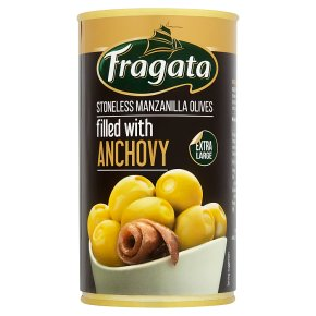 Fragata Extra Large Filled with Anchovy