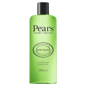 Pears Body Wash Lemon Flower