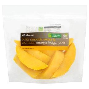 Waitrose mango fridge pack