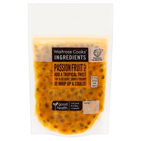 Waitrose Cooks' Ingredients Passion Fruit