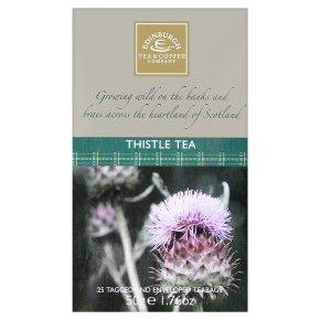 Edinburgh Tea Co thistle tea