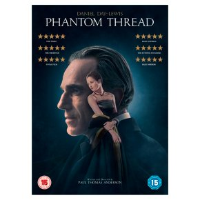 DVD Phantom Thread