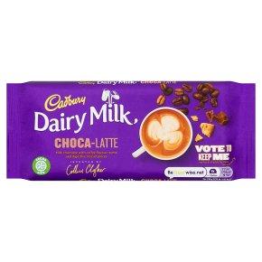 Cadbury Dairy Milk Choca-Latte Shortcake
