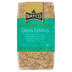 Natco green lentils