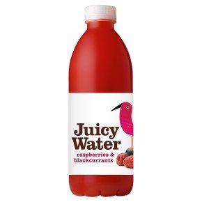 Juicy Water Raspberries & Blackcurrants