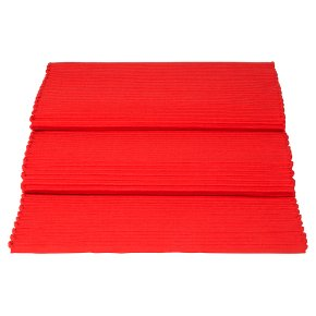 Waitrose Dining Red Rib Runner