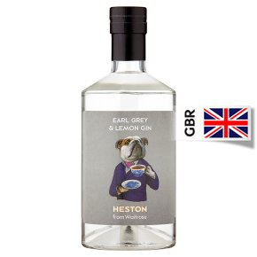 Heston from Waitrose Earl Grey & Lemon Gin