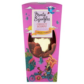 Monty Bojangles Choccy Scoffy Egg