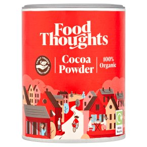 Food Thoughts Fairtrade Cocoa
