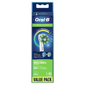 Oral B Brush Heads Cross Action