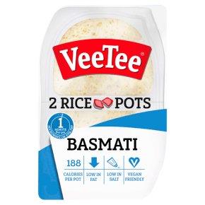 VeeTee Basmati Rice Pots
