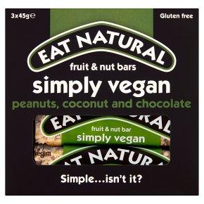 Eat Natural Simply Vegan Bars